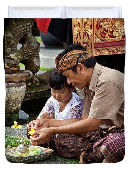 Bali_d796 Duvet Cover
