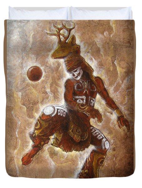 Ball Game Duvet Cover