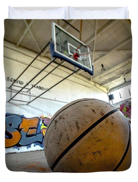 Ball Is Life Duvet Cover