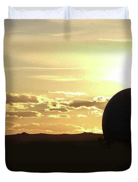 Balloonrise Duvet Cover