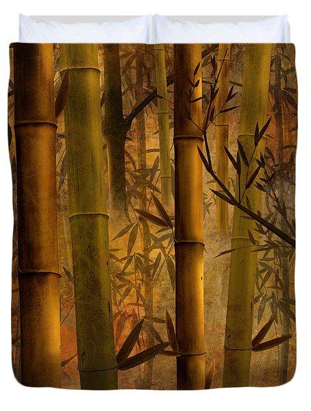 Bamboo Heaven Duvet Cover