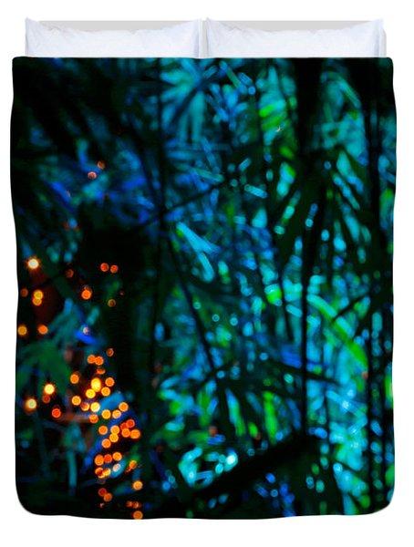 Bamboo Riot Duvet Cover
