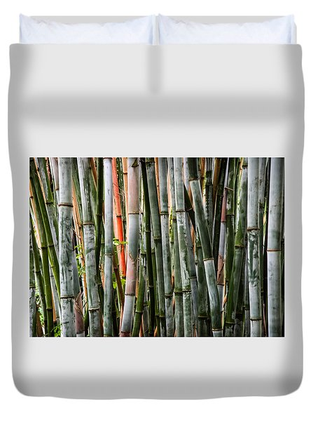Bamboo Seduction Duvet Cover