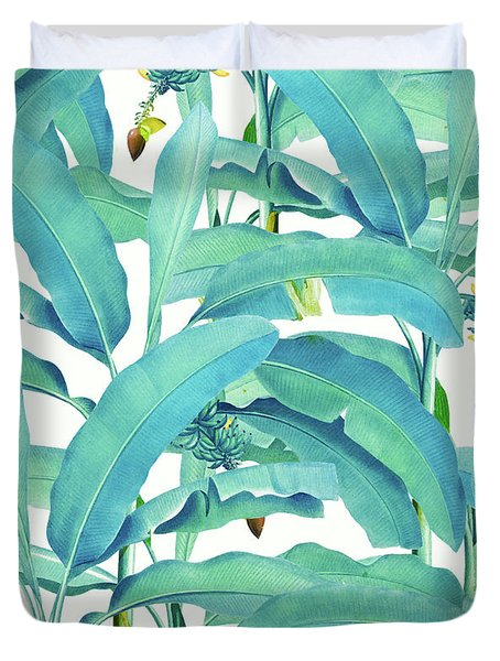 Banana Forest Duvet Cover