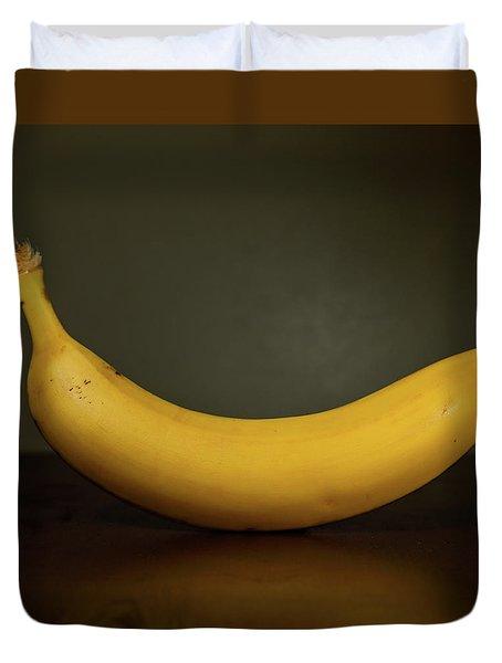 Banana In Elegance Duvet Cover