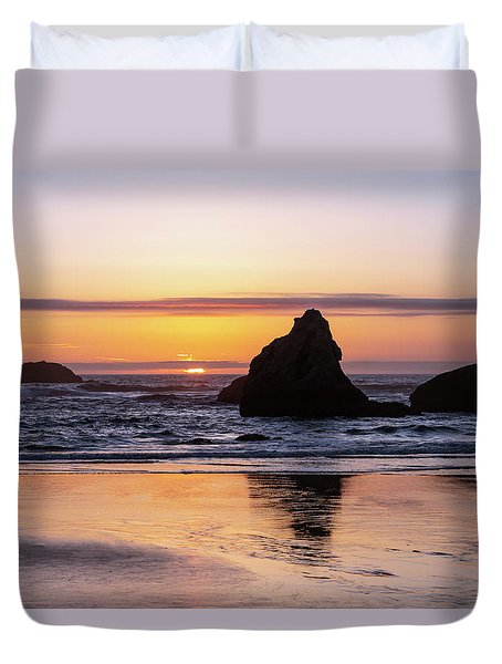 Bandon Glows Duvet Cover