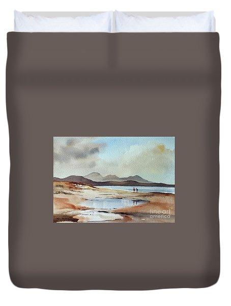 Banna Strand, Kerry...dscfo510 Duvet Cover