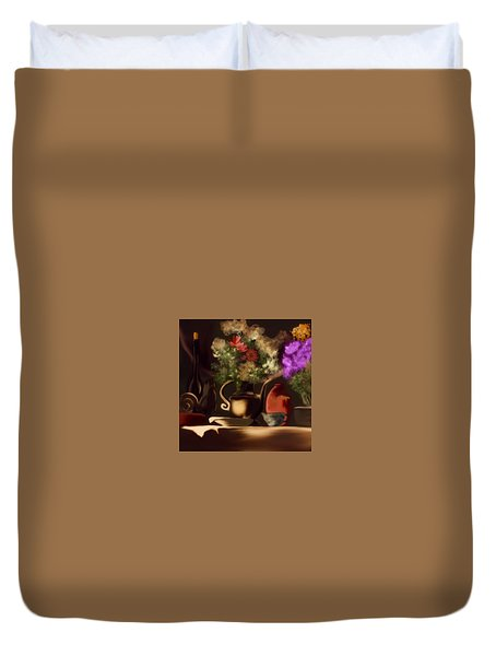 Banquet  Duvet Cover