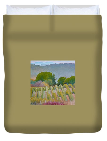 Barboursville Vineyards 1 Duvet Cover