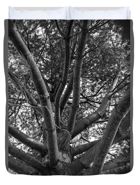 Bare Tree Duvet Cover