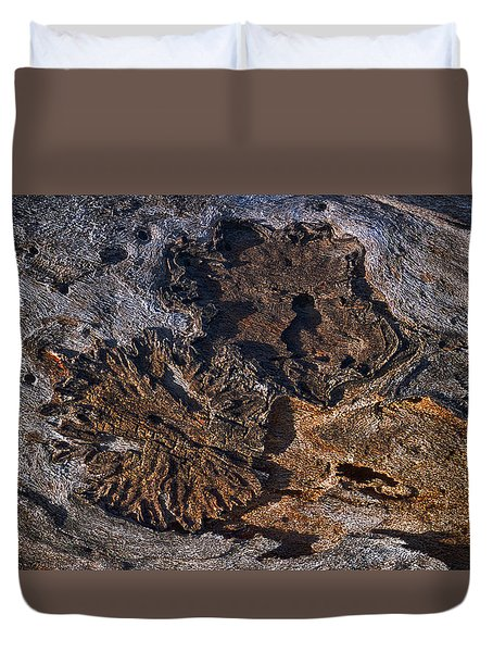 Bark Designs Duvet Cover