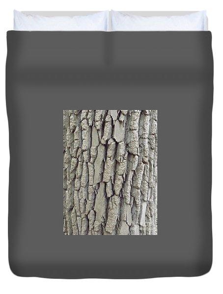 Bark Duvet Cover by Erick Schmidt