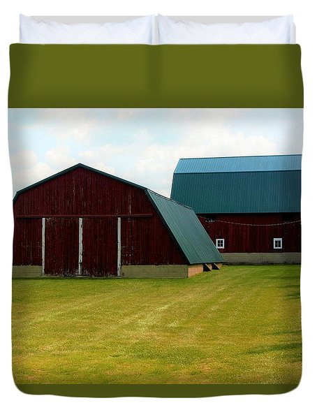 0004 - Barn Brothers Duvet Cover