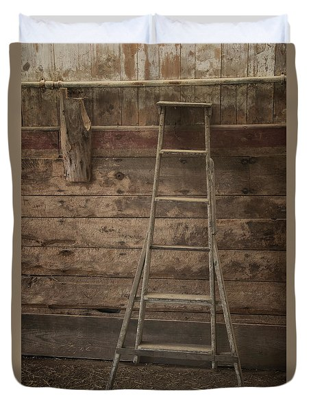 Barn Ladder Duvet Cover