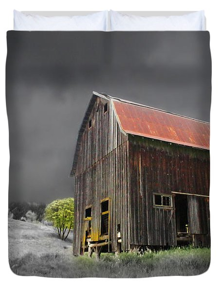 Barn Life Duvet Cover