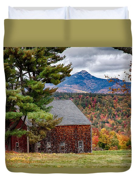 Barn Number Three Duvet Cover