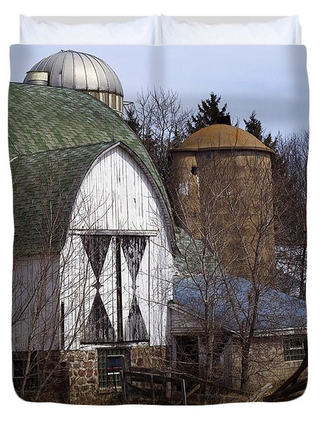 Barn On 29 Duvet Cover