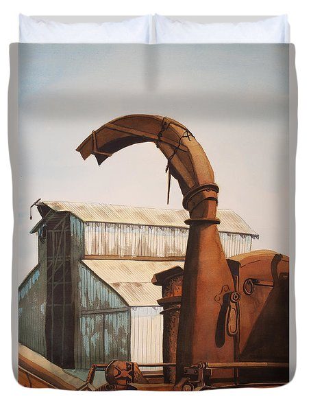 Barn Duvet Cover