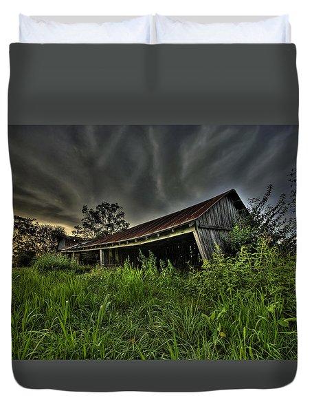 Barn Storm Duvet Cover