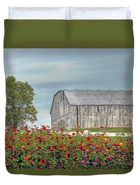 Barn With Charm Duvet Cover