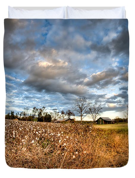 Barns And Cotton Duvet Cover