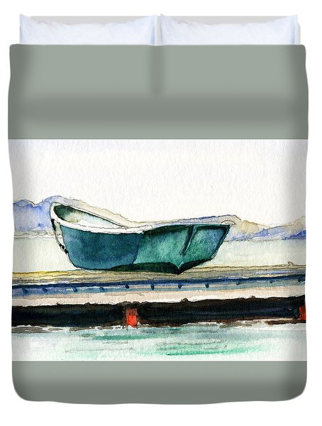 Barnstable Skiff Duvet Cover