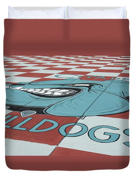 Barracks Bulldog Duvet Cover