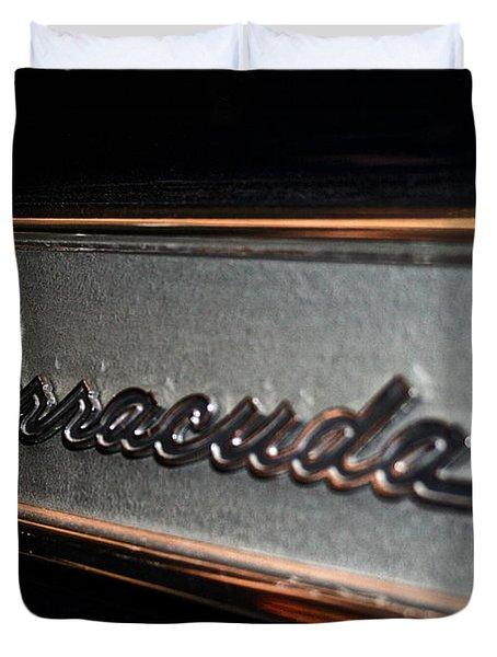 Barracuda Duvet Cover