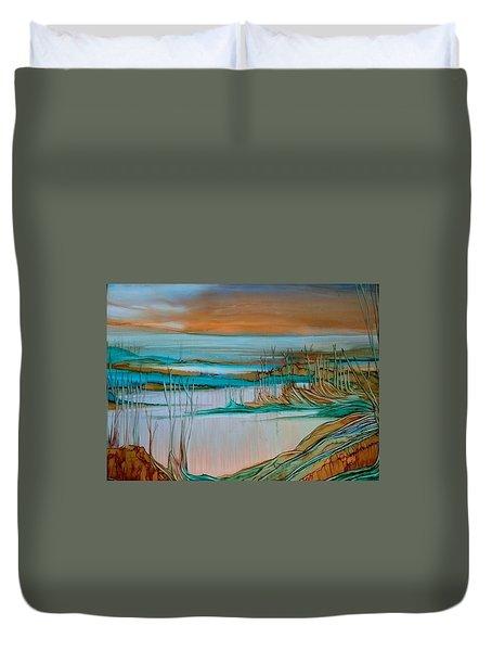 Barren Duvet Cover