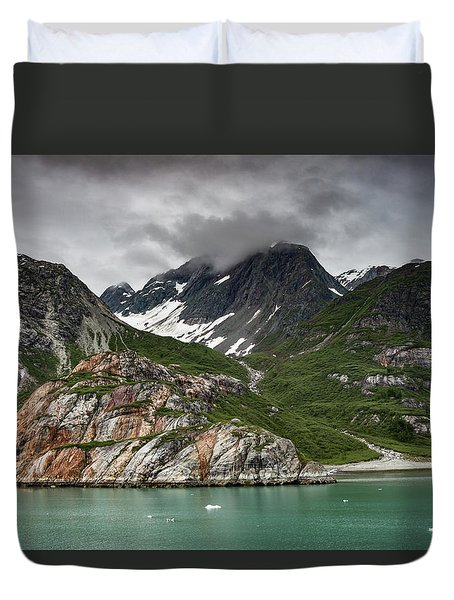 Barren Wilderness Duvet Cover