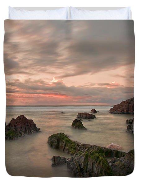 Barricane Beach Duvet Cover