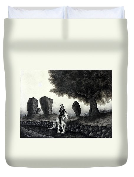 Barry Of Thierna Duvet Cover
