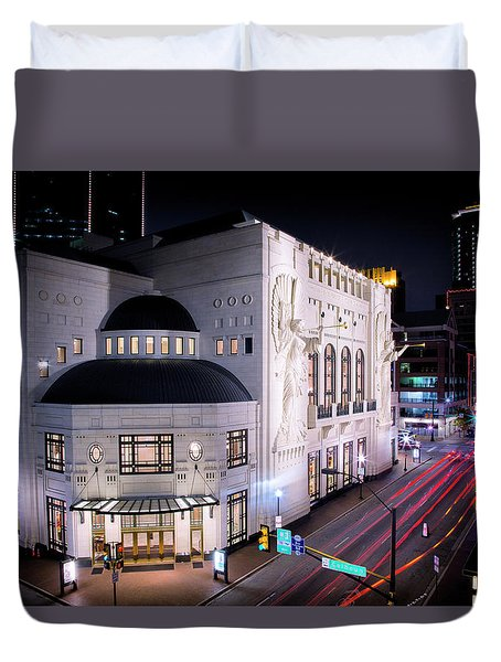 Bass Hall Resplendence Duvet Cover
