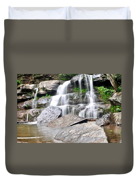 Bastion Falls Duvet Cover