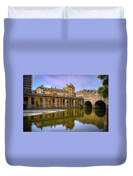 Bath Market Duvet Cover