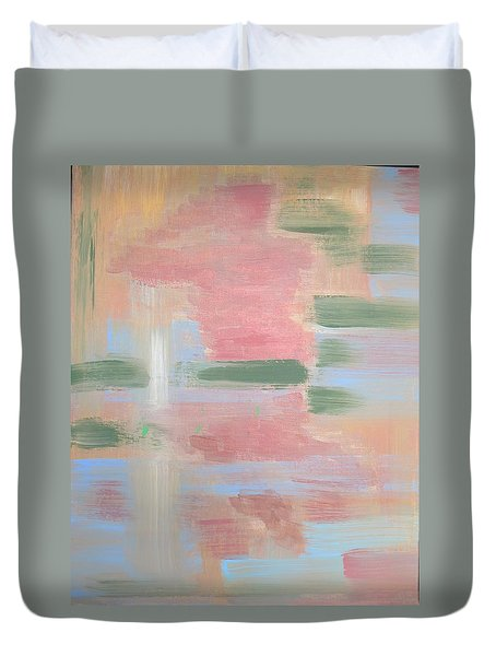 Bather Duvet Cover