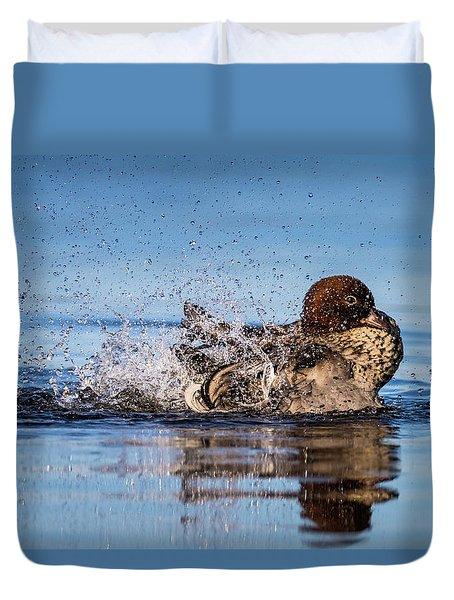 Bathtime Duvet Cover
