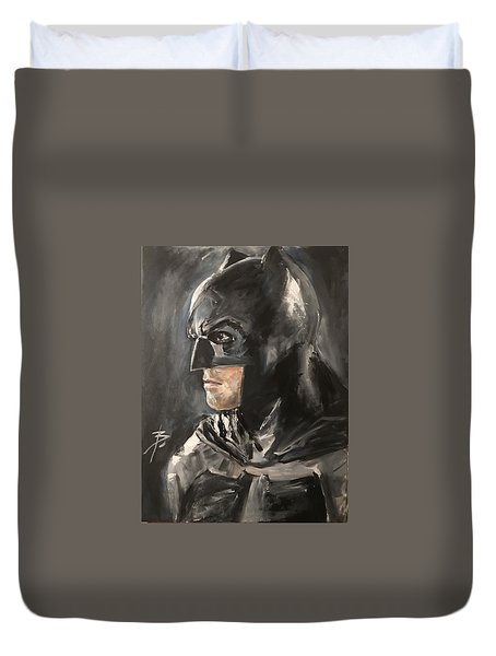 Batman - Ben Affleck Duvet Cover