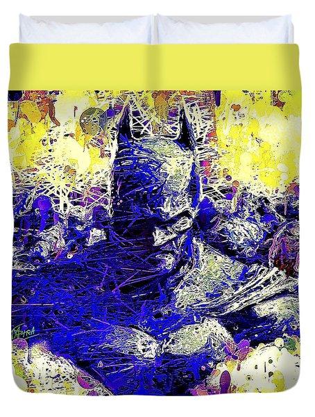 Batman 2 Duvet Cover