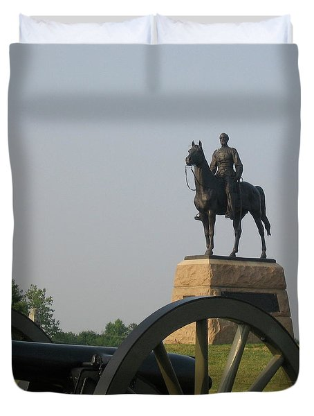 Battlefield  Duvet Cover