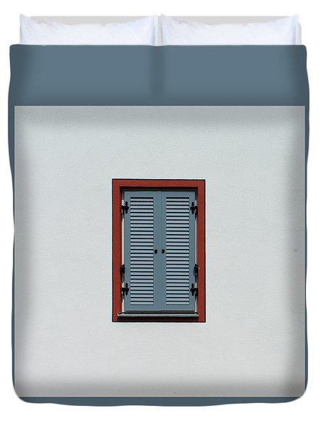Bavarian Windows 5 Duvet Cover