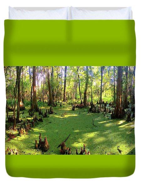 Bayou Country Duvet Cover
