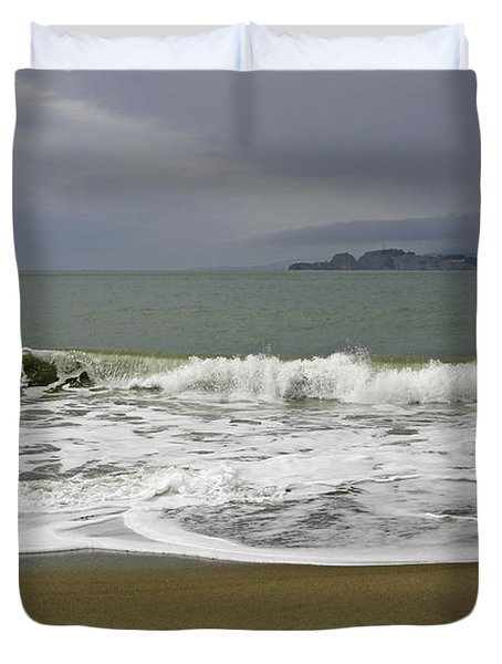 Bay View Duvet Cover