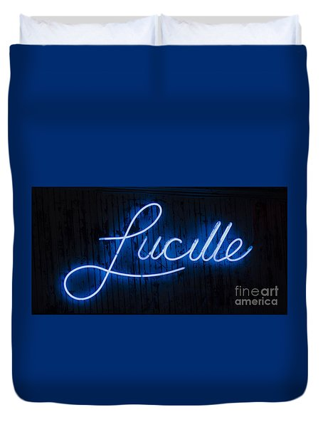 Lucille Duvet Cover by JRP Photography