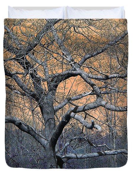 Bb's Tree 2 Duvet Cover