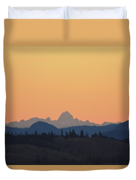 B C Dawn Duvet Cover