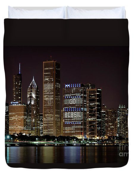 Duvet Cover featuring the photograph Bcbsil by Andrea Silies