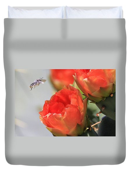 Be Free Duvet Cover