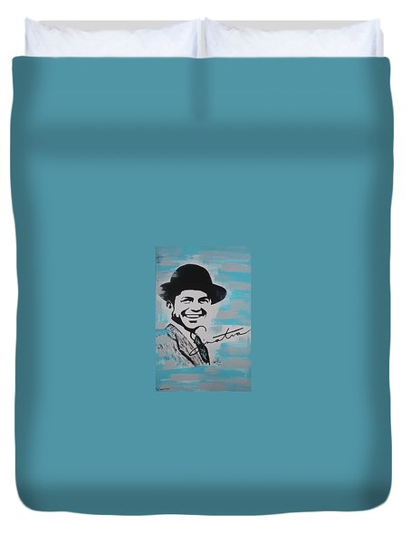 Be Moore Frank Duvet Cover