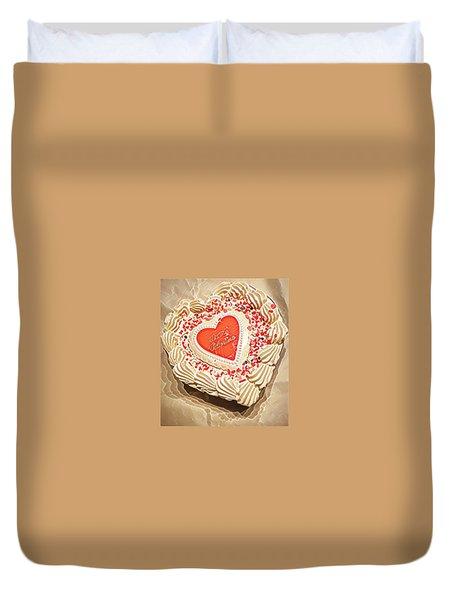 Be My Valentine  Duvet Cover